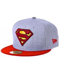 KTZ - New Era Heath Official Superman Otc Hats - Lyst