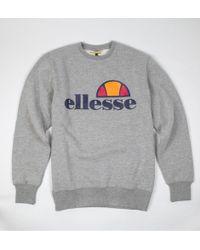 Ellesse - Succusio Crew Sweat Shs01148 Jumpers & Cardigans - Lyst