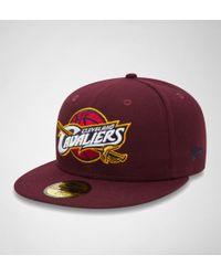 KTZ - New Era Nba Team Classic Cleveland Cav Otc Hats - Lyst