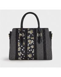 Ruby Shoo - Ruby Shoo Panama Bag Floral Bags - Lyst