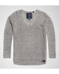 Superdry - Almeta Knit Jumper - Lyst
