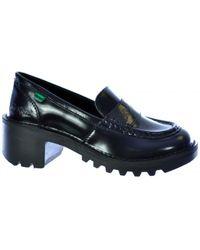 Kickers - Kopey Loafer Lthr Af Shoes - Lyst