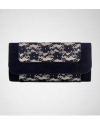 Ruby Shoo - Ruby Shoo Charleston Bag Lace Bags - Lyst