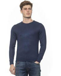 19v69 Italia Sweater Blue 191308916