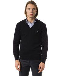Uominitaliani Nero Sweater Black Uo816602
