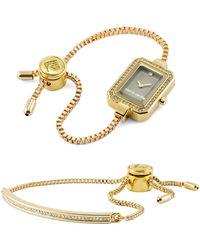 Pierre Cardin Gold Women Watches - Metallic