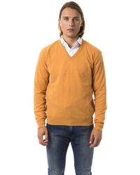 Uominitaliani Albicocca Sweater Orange Uo815742