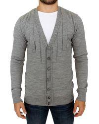 Karl Lagerfeld Cardigan Grey Sig10578