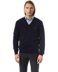 Uominitaliani Sweater Blue Uo816610