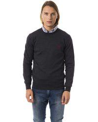 Uominitaliani Antr Sweater Gray Uo816642 - Multicolor