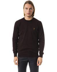 Uominitaliani Moro Sweater Brown Uo816644