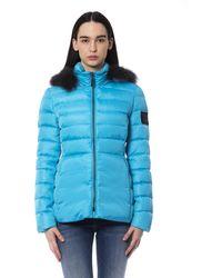 Byblos Light Jackets & Coat - Blue