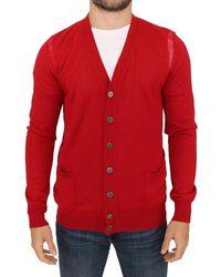 Karl Lagerfeld Cardigan Red Sig10574
