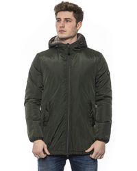 Cerruti 1881 Verde Jacket - Multicolor