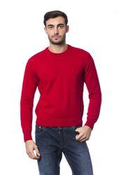 Billionaire Italian Couture Rosso Red Sweater