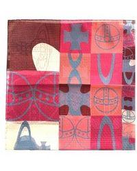 Vivienne Westwood - Pocket Square 70 X 70 - Lyst
