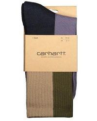 Carhartt WIP Valiant Socks - Multicolor