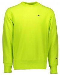 Champion Reverse Weave Sweatshirt - Green