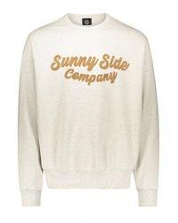 FRIZMWORKS Sunny Side Sweatshirt - Natural