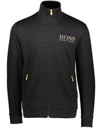 BOSS by Hugo Boss Tracksuit Jacket 001 - Black