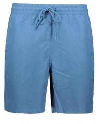 Carhartt WIP Chase Swim Trunk - Blue