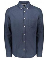 NN07 Levon Bd Shirt - Blue