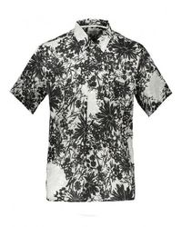 Norse Projects Carsten Flower Print - Multicolour