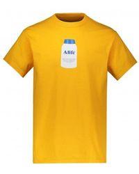 Alife Painkiller Tee - Yellow