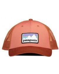 Patagonia - Sticker Patch Trucker Cap - Lyst