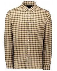 Beams Plus B.d Flannel Check Shirt - Multicolour