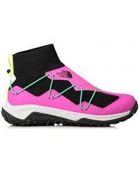 The North Face Sihl Mid Pop Iii - Pink