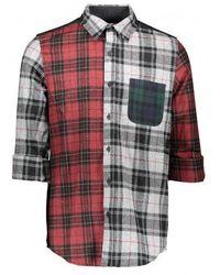 Pendleton Fitted Mix It Up Lodge Shirt Colour: Mixed, Uk Size: Xl - Multicolour