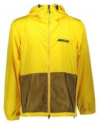 Manastash Fog Pk Jacket - Yellow