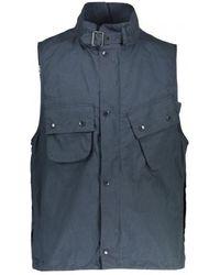 Barbour - X Engineered Garments Arthur Gilet - Lyst