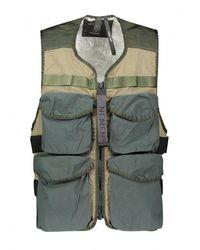 NEMEN Military Guard Vest - Green