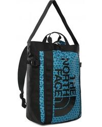 The North Face Basecamp Tote - Blue