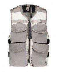 NEMEN Military Guard Vest - Gray
