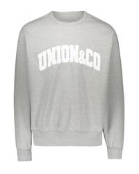 FRIZMWORKS Union & Co Sweatshirt - Grey