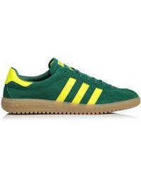 Adidas Originals Bermuda in Green for Men - Lyst 3ae6a4385