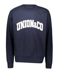 FRIZMWORKS Union & Co Sweatshirt - Blue