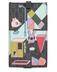 BOSS by Hugo Boss X Jeremyville Holiday Hb Hangtag 960 - Multicolour