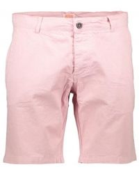 Armor Lux Bermuda Heritage Shorts - Pink