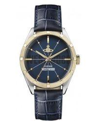Vivienne Westwood Conduit Gts Watch - Blue