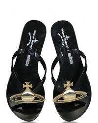 Vivienne Westwood Vw Harmonic Orb Shoes - Black