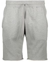 Reigning Champ Terry Cut Off - Gray