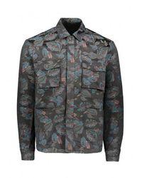 Soulland Tag Shirt - Grey
