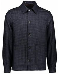 Paul Smith Work Jacket - Blue