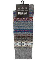 Barbour - Boyd Socks - Lyst