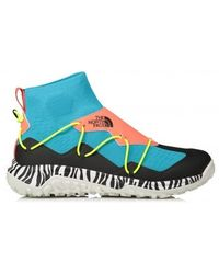 The North Face Sihl Mid Sneaker Boots - Blue