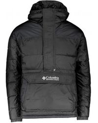 Columbia Challenger Pullover - Black